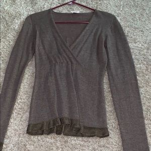 Armani collection sweater